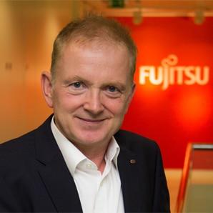 Ian Hunter Fujitsu