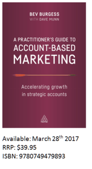 Account-Based Marketing Book
