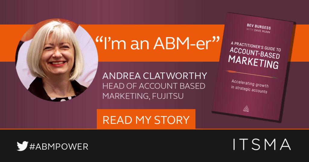 ABM-er Andrea Clatworthy