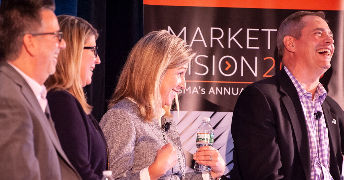 Marketing Vision 2018 - CMO Panel