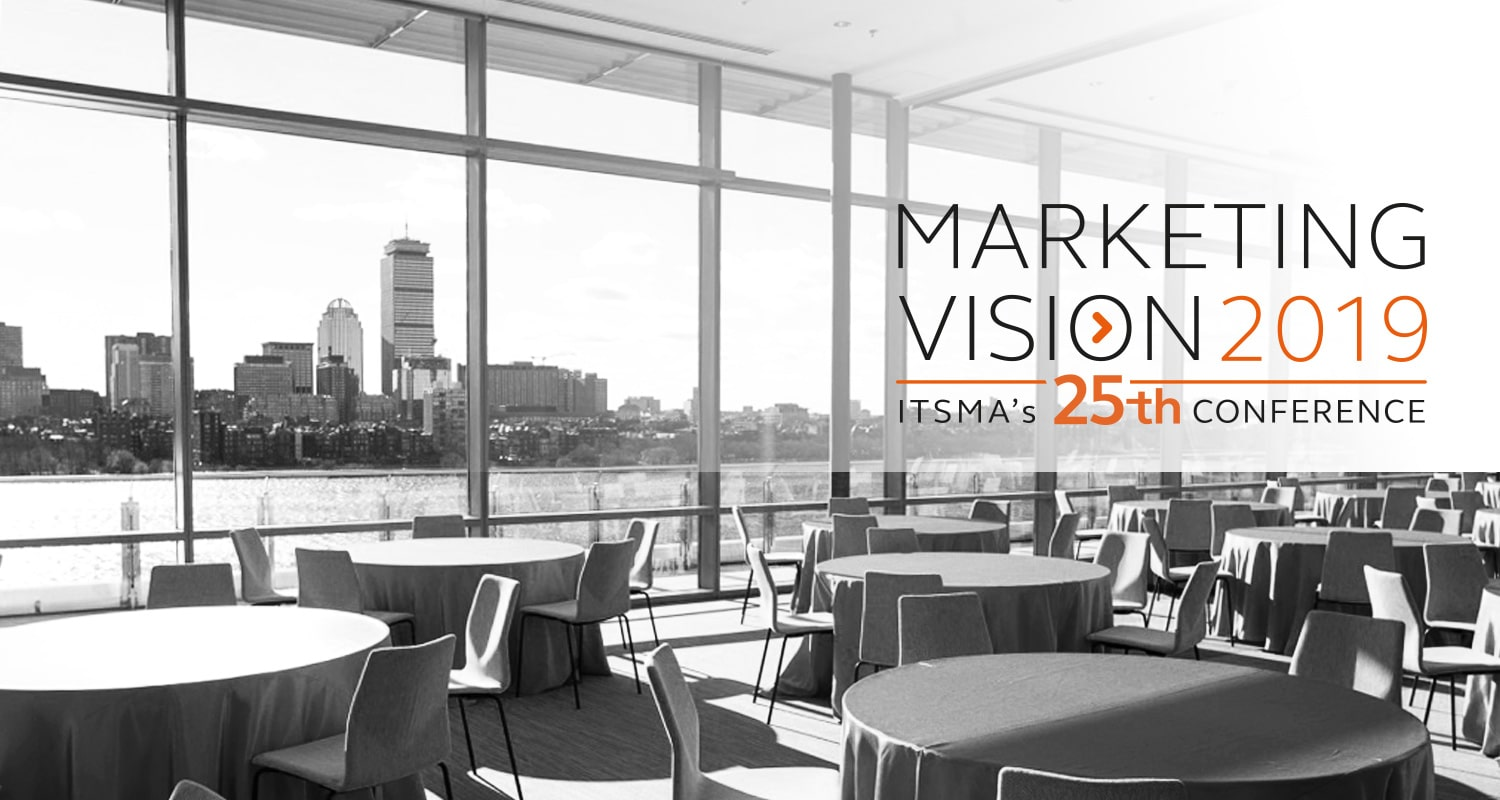 Marketing Vision 2019 - Leadership for B2B Services and Solutions